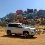 Sahara Desert Trips Cars sample brand (