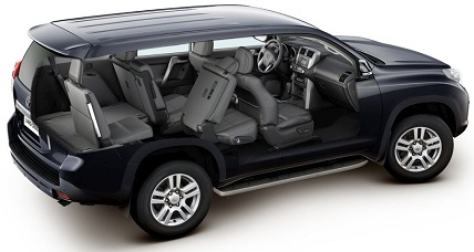 toyota land cruiser prado model car (13)
