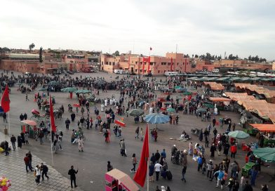 4 Days Marrakesh to Merzouga (Erg Chebbi) desert tour and back to Marrakesh