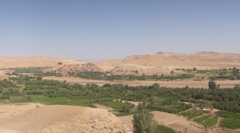 Ouarzazate and Ait Benhaddou Day Tour