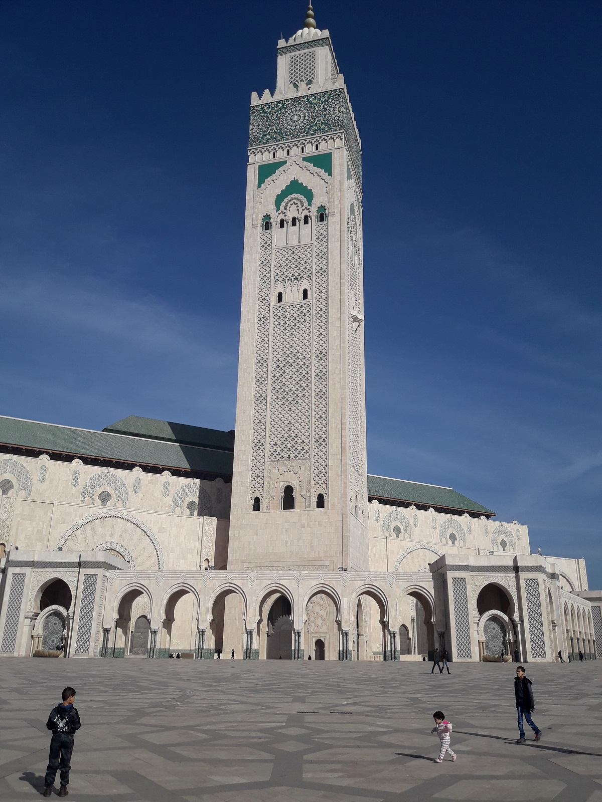 Masjid hassan 2 mosque casablanca big mosque in Morocco maroc best location to visit in Morocco