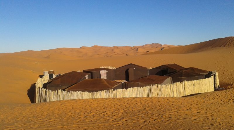 3 Days From Marrakech To Fes Desert Tour