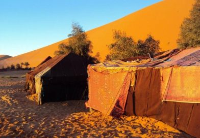 5 Days Marrakesh to Merzouga (Erg Chebbi) desert tour and back to Marrakesh