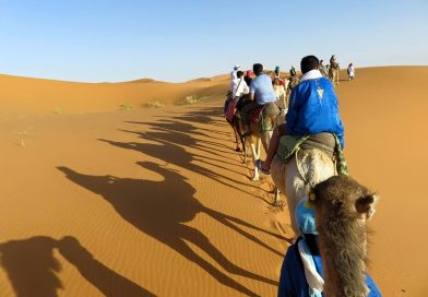 8 Days Marrakesh to Merzouga (Erg Chebbi) desert tour and back to Marrakesh