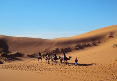 Tour From Tangier ( Tanger ) To Sahara Desert in 6 Days /5 Nights and back to Tangier