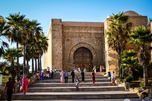 Kasbah Oudaya In Rabat - Sahara Desert Trips