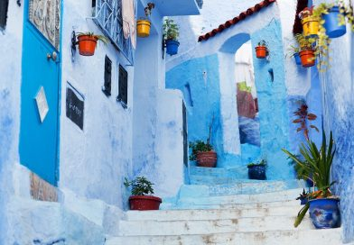 Chefchaouen day trips from Fes