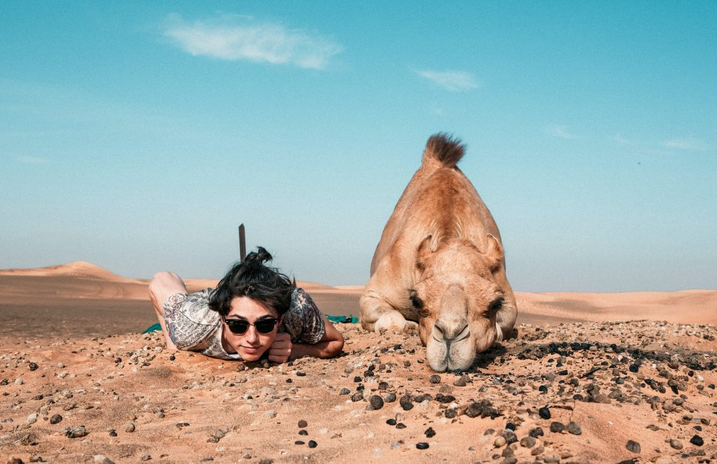 welcome back to morocco again -sahara desert trips