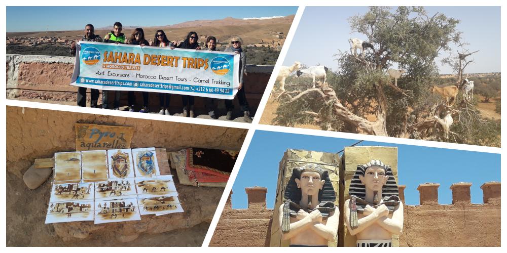 Sahara Desert Trips - Morocco Desert Tours - Marrakech Desert Trips - Fes Desert Tours - Morocco Camel Trekking Tours - Morocco Travel Services - Morocco Desert Camps - Fes & Marrakech Day Trips