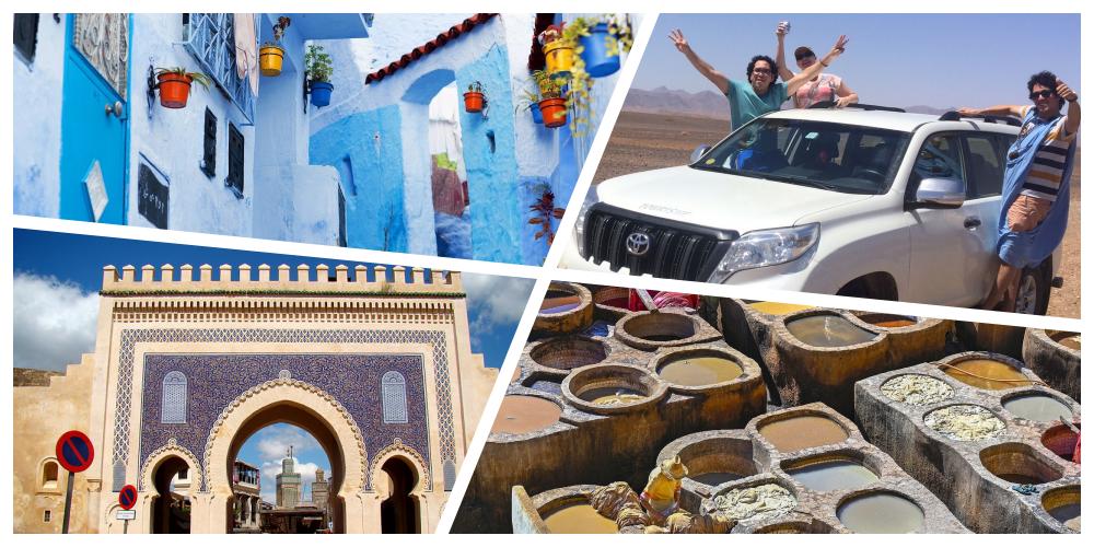 Sahara Desert Trips - Morocco Desert Tours - Marrakech Desert Trips - Fes Desert Tours - Morocco Camel Trekking Tours - Morocco Travel Services - Morocco Desert Camps - Marrakech & Fes Day Trips