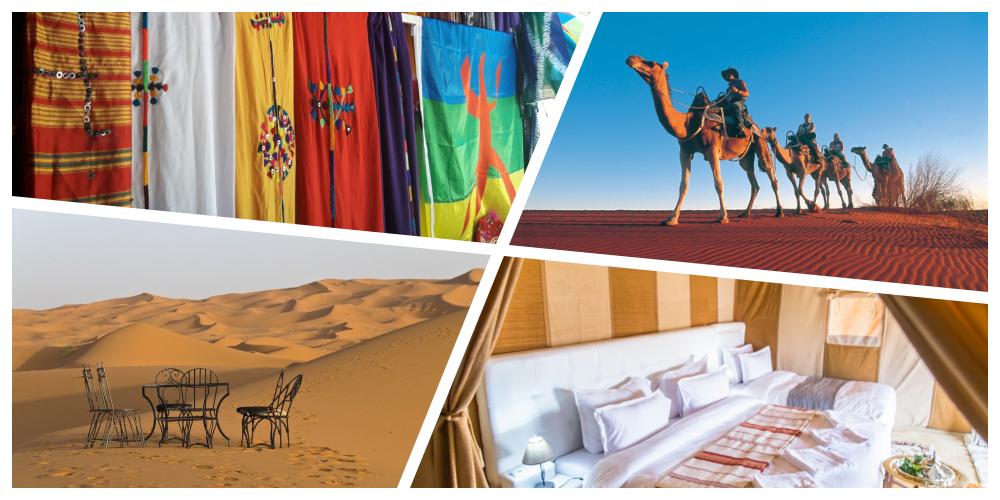 Sahara Desert Trips - Morocco Desert Tours - Marrakech Desert Trips - Fes Desert Tours - Morocco Camel Trekking Tours - Morocco Travel Services - Morocco Desert Camps