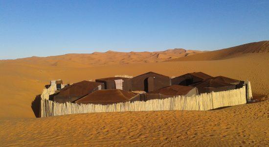 3 Days From Marrakech To Fes Desert Tour