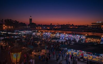 Marrakech City Tour with Knowledgeable guide Sahara desert Trips and morocco travels -