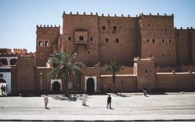 Kasbah Taourirte in Ouarzazate - Sahara desert Trips